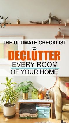120 Items to Declutter from Your Home Right Now Diy Organizer, Organization Hacks, School Organization, Organizing Ideas, Planners, Declutter Your Life, D House, Organizing Your Home, Organizing Clutter