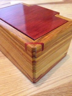 Accidental 4 corner grain match - by Andy @ LumberJocks.com ~ woodworking community