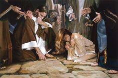 He That is Without Sin by Liz Lemon Swindle