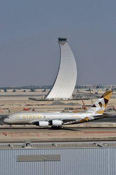 Etihad Airways Airbus A380 www.etihad.com