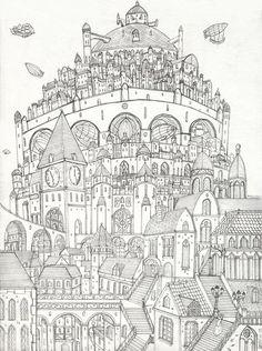 newnew city by lordoffog on DeviantArt