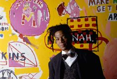 The neo-expressionist painter, of Haitian and Puerto Rican descent, died in 1988 of a heroin overdose. From his beginnings as a graffiti artist, Basquit went on to collaborate with Andy Warhol, and date Madonna.