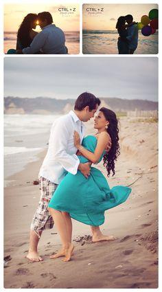 Luisa y Félix - Amor al Natural #fotografía #Portoviejo #parejas #photography #couples