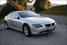 BMW 6er-Reihe 630i E63 Sportwagen