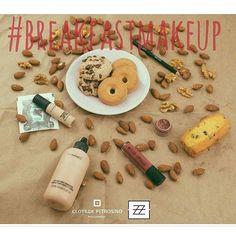 Foro della rubrica #breakfastmakeup pubblicata sulla mia Pagina Facebook il 14 dicembre, ispirazione #mac e #wycon