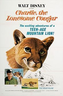 Charlie, the Lonesome Cougar, 1967