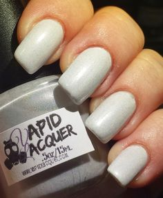 Vapid Lacquer: Holo-er Than Thou