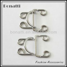 sewing nickle color brass coat hook and eye, View collar hooks and eyes, BONATTI Product Details from Hangzhou Bonatti Fashion Accessories Trade Co., Ltd. on Alibaba.com