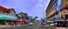 Paramaribo, Suriname / home / live
