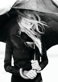 Gemma Ward by Greg Kadel for Vogue Italia 2008