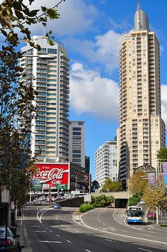 William Street by Keith McInnes Photography, via Flickr