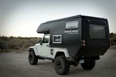 Camping Jeep. So cool!!!