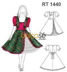 VESTIDO HUASA CHINA (FALDA PLATO) Sewing Projects, Sewing Patterns, Aurora Sleeping Beauty, Costumes, Disney Princess, Knitting, Disney Characters, Womens Fashion, Dresses