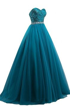 Sparkly Sequin with Crystals Prom Party Military Ball Dress Long