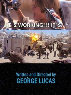 Its working . Lol, Haha Funny, Funny Memes, Hilarious, Star Wars Jokes, Star Wars Facts, Star Wars Pictures, Star Wars Images, Tableau Star Wars