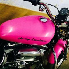 Bollywood star Priyanka Chopra buys hot pink Harley Davidson as Valentines Day gift...