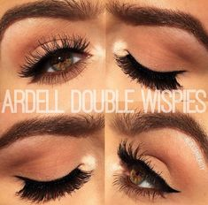 ca3877a7eb9 ardell double wispies Ardell Lashes Double Wispies, Ardell Glamour Lashes, Ardell  Lashes Dramatic,
