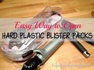 A simple tip for opening those annoying blister packs