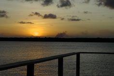por do sol na praia de jacaré - Cabedelo - joao pessoa - Paraíba