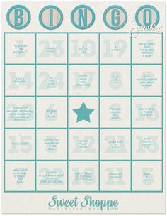 Sweet Shoppe Designs January 2015 Bingo.   Challenge yourself to scrap along with the sweetest community in all of digital scrapping, and earn 20, 30 or even 40% off each month at Sweet Shoppe Designs!