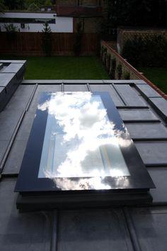 Non-Walkon Rooflight