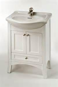 18 inch white bathroom vanities - Bing Images-add grey edges and golden  fixtures