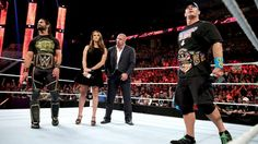 The Authority kicks off the night: photos | WWE.com