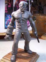 Hellboy WIP by AliasGhost