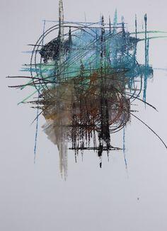 Michael Třeštík, 400 colors on 10 sheets, series II, No. 9, 2016, pastel A1
