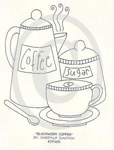 Blackwork Coffee --$1.99