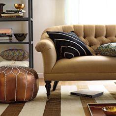 Paxton Tufted Sofa