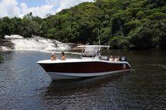 Kiaroa Eco-Luxury Resort oferece passeios de lancha o ano inteiro