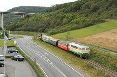 BE D5 @ Niederzissen (Maarten Schoubben) Tags: diesel express gauge narrow d5 vulkan