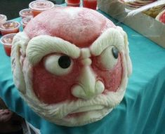 Cool Watermelon Carving