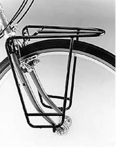 Touring Front & Rear Racks for Panniers | Bruce Gordon Cycles