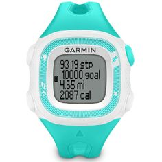 Garmin's Forerunner 15 Adds Fitness Tracking to a Serious Runner's Watch: I want this