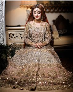 For order or any other queries regarding the dress DM us ! Shipping is world wid… For order or any other queries regarding the dress DM us ! Shipping is world wide available .Or contact on whats aap 00923314744301 . Asian Bridal Dresses, Bridal Mehndi Dresses, Walima Dress, Asian Wedding Dress, Pakistani Wedding Outfits, Bridal Dress Design, Pakistani Wedding Dresses, Bridal Outfits, Bridal Lehenga
