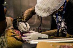 Argentina abre las puertas de su mayor convención internacional de tatuajes