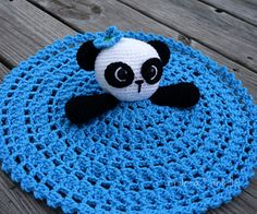 AndreaDanielle's Zhen the Panda Lovey Project