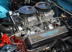 Early Ford Thunderbird 312