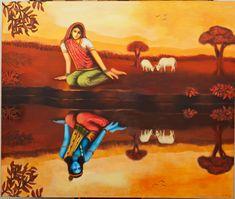 Radha and Krishna Lord Krishna Wallpapers, Radha Krishna Wallpaper, Lord Krishna Images, Radha Krishna Pictures, Radha Krishna Photo, Krishna Art, Hare Krishna, Krishna Lila, Hindus