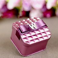 Cuboid Favor Tin With Ribbon Sash - Set of 30(Mor... – CAD $ 48.59