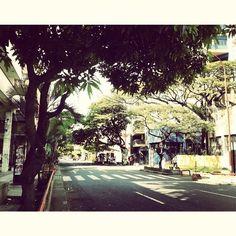 La mítica Avenida Sexta de #Cali