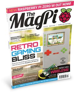 The official Raspberry Pi magazine
