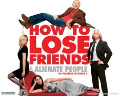 Watch Streaming HD How To Lose Friends And Alienate People, starring Leonard Maltin, Robert B. Weide. Simon Pegg stars as a smalltime journalist who lands a job with an upscale magazine in Manhattan in 'How to Lose Friends & Alienate People.' #News http://play.theatrr.com/play.php?movie=1348058