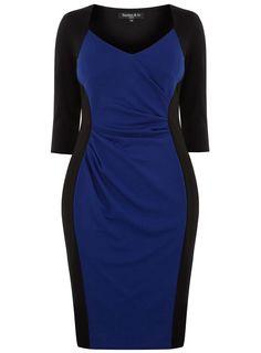 OOTD: Scarlett & Jo Side Panel Dress