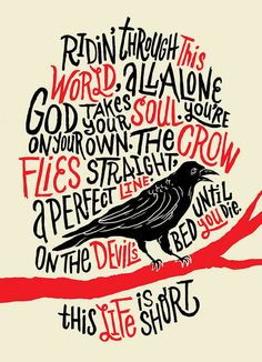 SOA theme song, The Crow by Jay Roeder, via Flickr