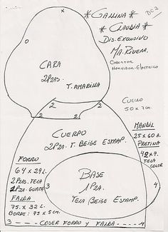 Moldes Para Artesanato em Tecido Galinha Claudia 3/3