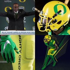 Already time for college football. New season, coach, philosophy, and intentions. Let's #GoDucks 🏈🏈 #oregonfootball 