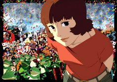 Paprika (2006). By Satoshi Kon. Mind-screwy, but such an enjoyable movie. Was the very inspiration of Inception.